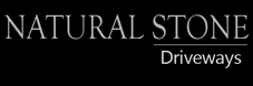Natural Stone Driveways Logo